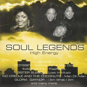 VA - Soul Legends - High Energy (2004)