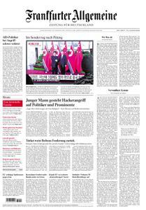 Frankfurter Allgemeine Zeitung F.A.Z. - 09. Januar 2019