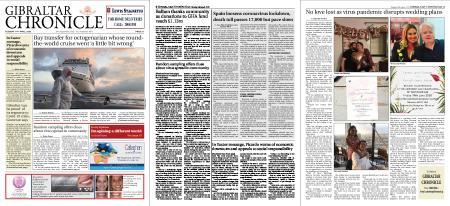 Gibraltar Chronicle – 14 April 2020