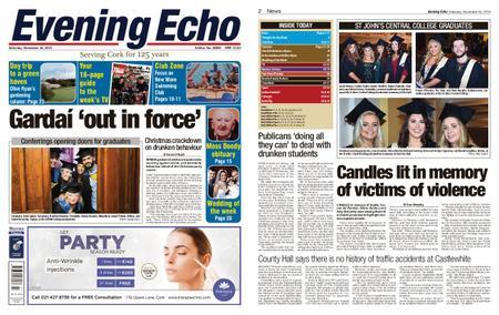 Evening Echo – November 24, 2018