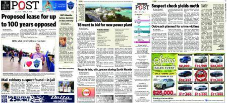 The Guam Daily Post – April 07, 2018