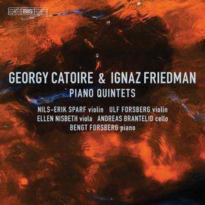 VA - Catoire & Friedman: Piano Quintets (2019) [Official Digital Download 24/96]