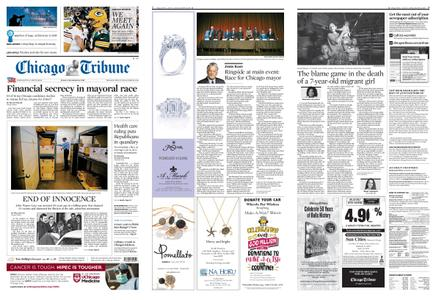 Chicago Tribune – December 16, 2018