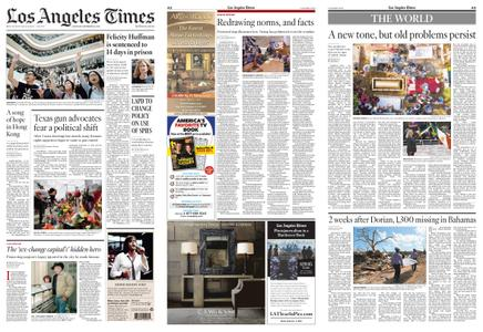 Los Angeles Times – September 14, 2019