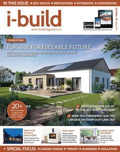i-build - October 2018