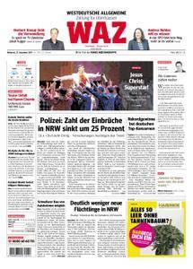WAZ Westdeutsche Allgemeine Zeitung Oberhausen-Sterkrade - 27. Dezember 2017