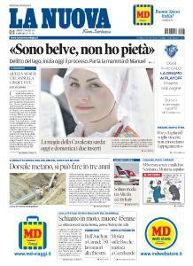 La Nuova Sardegna Sassari - 17 Maggio 2019