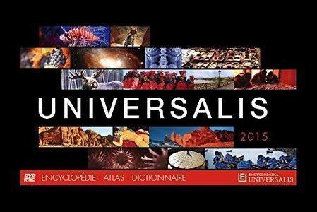 Encyclopaedia Universalis 2015