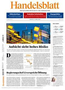 Handelsblatt - 08. April 2019