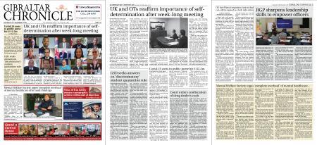 Gibraltar Chronicle – 28 November 2020