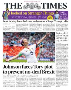 The Times - 8 July 2019