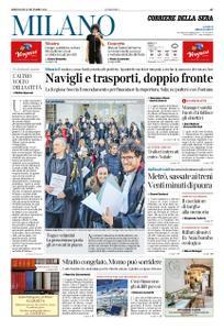 Corriere della Sera Milano – 19 dicembre 2018