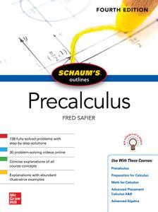 Schaum's Outline of Precalculus (Schaum's Outlines), 4th Edition