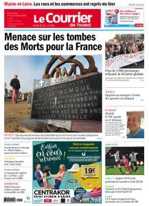 Le Courrier de l'Ouest Angers – 29 novembre 2020