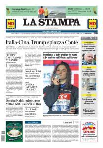 La Stampa Milano - 5 Dicembre 2019