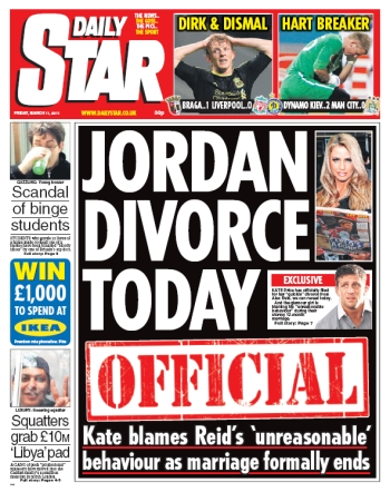 DAILY STAR - 11 Friday, March 2011