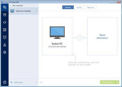 Acronis True Image 2018 Build 12510 Bootable ISO Multilingual