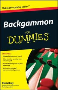 Backgammon For Dummies®