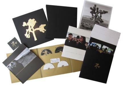 U2 - The Joshua Tree, Celebrating 30 Years of U2's Iconic Album (2017) {4CD Island Box Case Edition with Full Artwork}