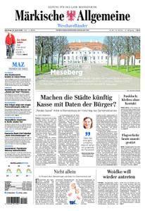 Märkische Allgemeine Westhavelländer - 10. April 2018