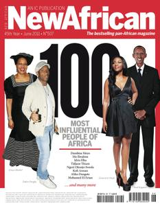 New African - June 2011