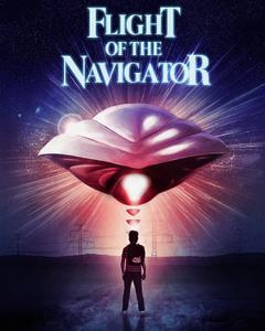 Flight of the Navigator (1986) [Remastered]