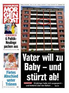Hamburger Morgenpost – 20. Mai 2019