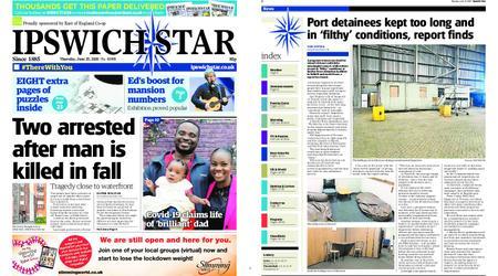 Ipswich Star – June 25, 2020