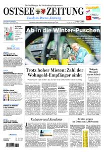 Ostsee Zeitung Wolgast - 06. November 2018