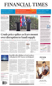 Financial Times UK – 17 September 2019