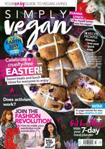 Simply Vegan - Issue 23 - April 2020