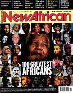 New African - August 2004