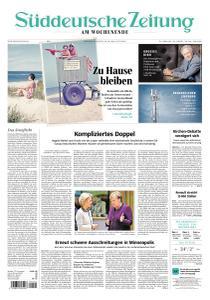 Süddeutsche Zeitung - 30 Mai - 1 Juni 2020