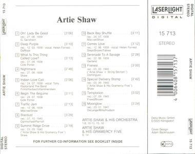 Artie Shaw - The Jazz Collector Edition (1990)