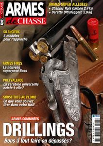Armes de Chasse - juillet 2021
