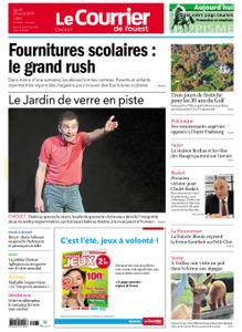 Le Courrier de l'Ouest Cholet – 29 août 2019