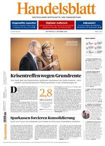 Handelsblatt - 09. Oktober 2019