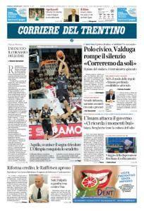 Corriere del Trentino - 16 Giugno 2018