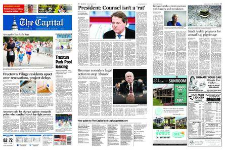 The Capital – August 20, 2018