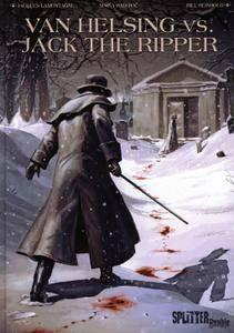 Van Helsing vs Jack the Ripper Splitter 2015