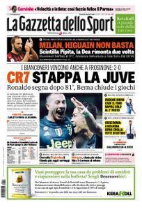 La Gazzetta dello Sport Sicilia – 24 settembre 2018