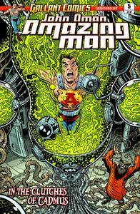 John Aman Amazing Man 005 digital Minutemen-Drunk Monk