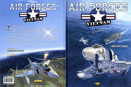 Air Forces Vietnam - Tome 1 - Opération Desoto