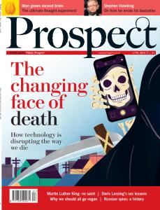 Prospect Magazine - Issue 265 - April 2018