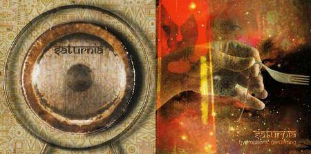 Saturnia - 2 Studio Albums (2001-2003)