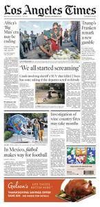 Los Angeles Times  November 18 2017