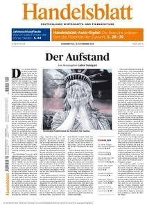 Handelsblatt - 10. November 2016