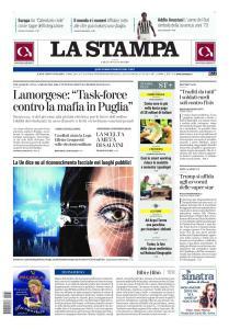 La Stampa Milano - 18 Gennaio 2020