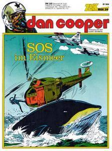 Zack Box 29 Dan Cooper SOS im EismeerZack Box 29 Dan Cooper SOS im Eismeer
