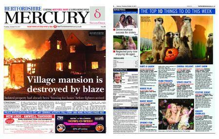 Hertfordshire Mercury – October 19, 2017